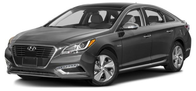 2017 Hyundai Sonata Hybrid Indianapolis, IN KMHE34L11HA051761