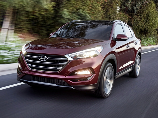 2017 Hyundai Tucson Lexington, KY KM8J3CA48HU346845