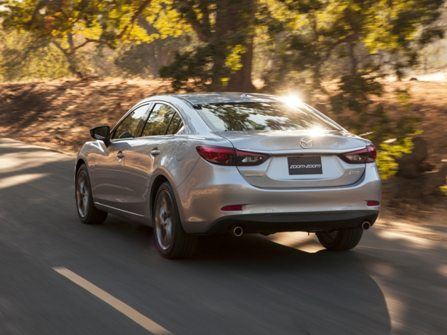 2017 Mazda Mazda6 El Cajon, CA JM1GL1V5XH1115954