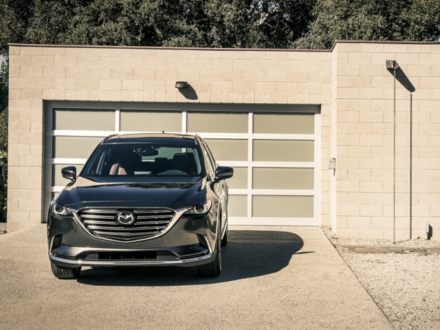 2016 Mazda CX-9 Hebbronville, TX JM3TCACY6G0122293