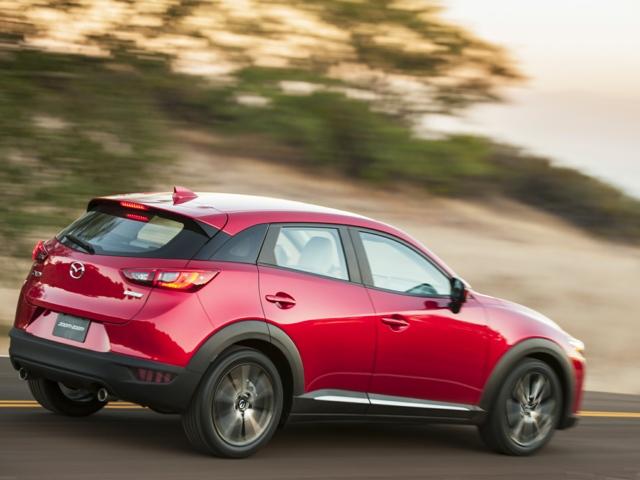 2017 Mazda CX-3 Hebbronville, TX JM1DKDC77H0172176
