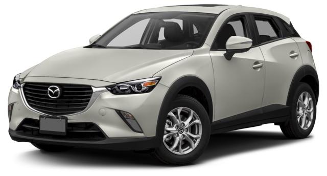 2016 Mazda CX-3 Atlanta,GA JM1DKDC74G0128019