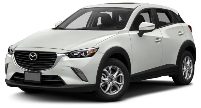 2016 Mazda CX-3 Atlanta,GA JM1DKDC75G0129602