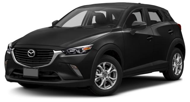 2016 Mazda CX-3 Atlanta,GA JM1DKFC74G0129117