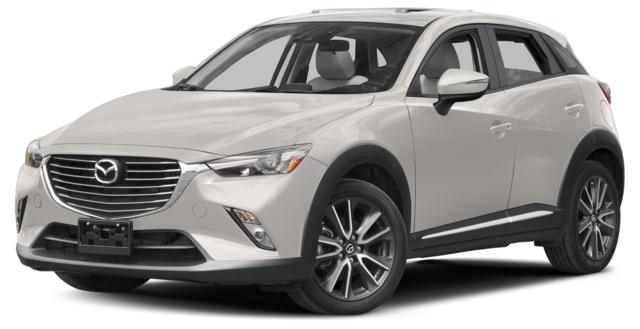 2016 Mazda CX-3 Morrow,GA JM1DKBD78G0116250