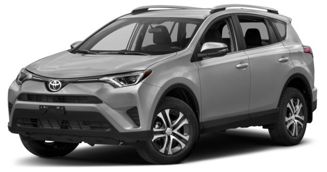 2017 Toyota RAV4 Duluth 2T3BFREV0HW655251