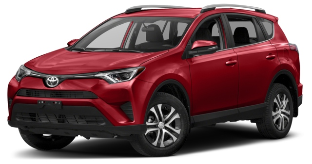2017 Toyota RAV4 Duluth 2T3BFREV1HW624431