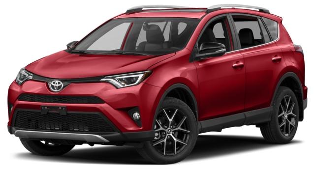 2017 Toyota RAV4 Fort Dodge, IA 2T3JFREV6HW657615