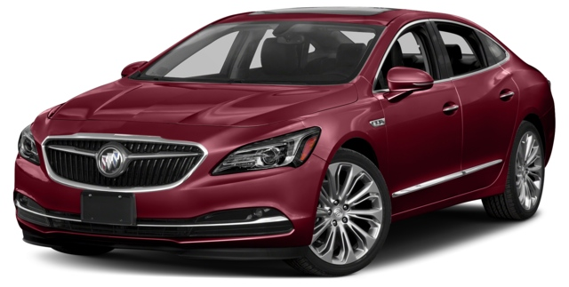 2017 Buick LaCrosse Anderson, IN 1G4ZR5SSXHU196103