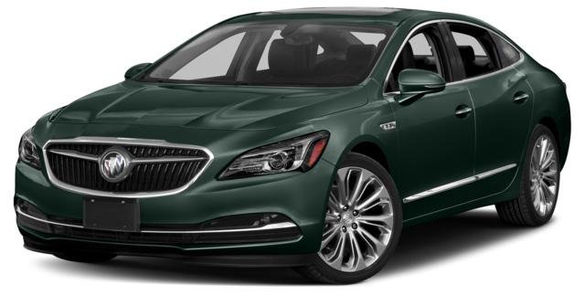2017 Buick LaCrosse Anderson, IN 1G4ZP5SS3HU168648