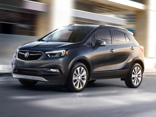 2017 Buick Encore Pittsburgh, PA KL4CJ2SB9HB133614