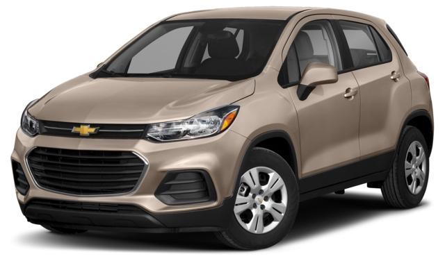 2017 Chevrolet Trax Lansing, IL 3GNCJKSB7HL185481