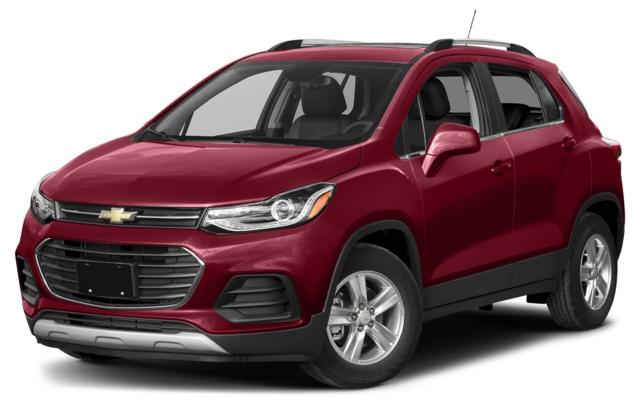 2018 Chevrolet Trax Arlington, MA 3GNCJPSB7JL335317