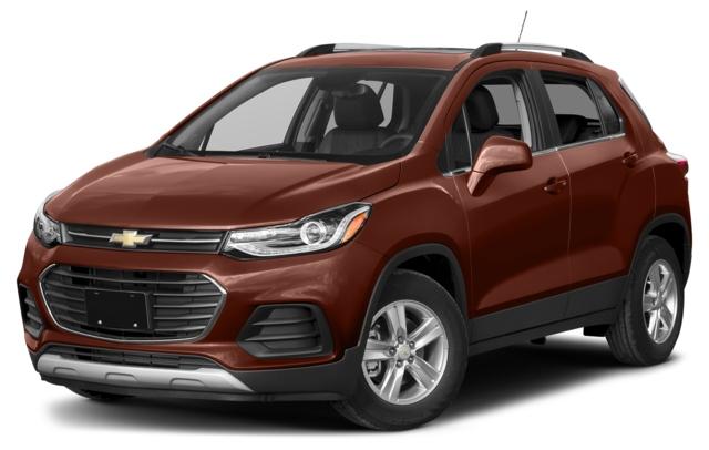 2017 Chevrolet Trax Frankfort, IL KL7CJPSB6HB110405