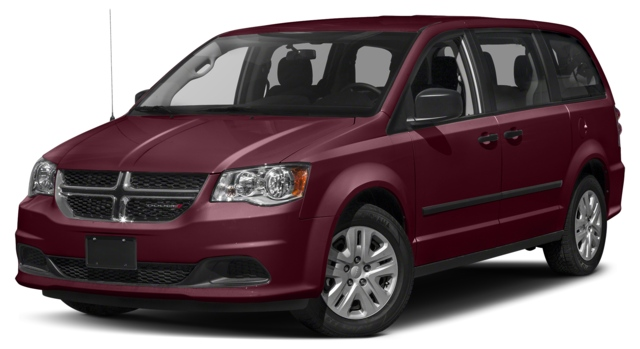 2017 Dodge Grand Caravan Buffalo, NY 2C4RDGBG7HR555592