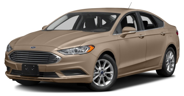 2017 Ford Fusion Los Angeles, CA 3FA6P0HD1HR293986