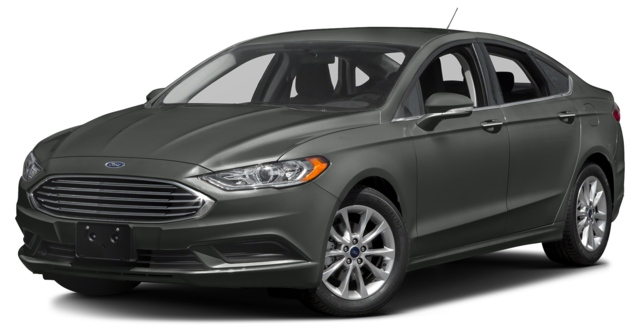 2017 Ford Fusion Anderson, IN  3FA6P0G70HR341120