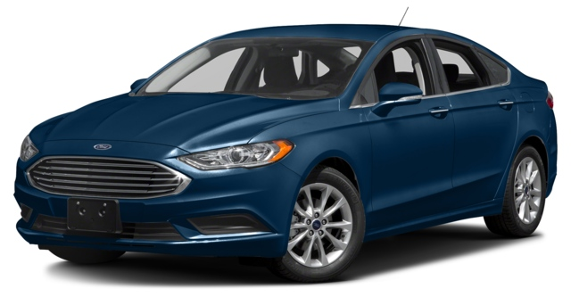 2017 Ford Fusion Los Angeles, CA 3FA6P0HD5HR293988