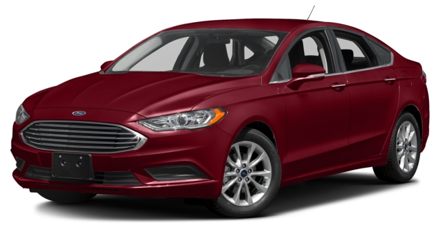 2017 Ford Fusion Los Angeles, CA 3FA6P0G71HR293952