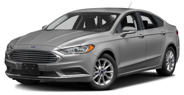 2017 Ford Fusion Los Angeles, CA 3FA6P0H72HR253894