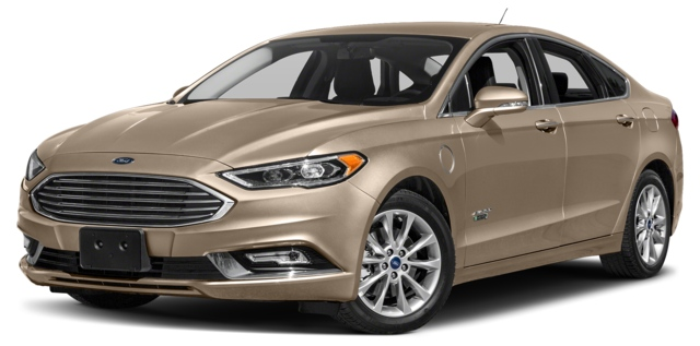 2017 Ford Fusion Energi Los Angeles, CA 3FA6P0PU0HR293995