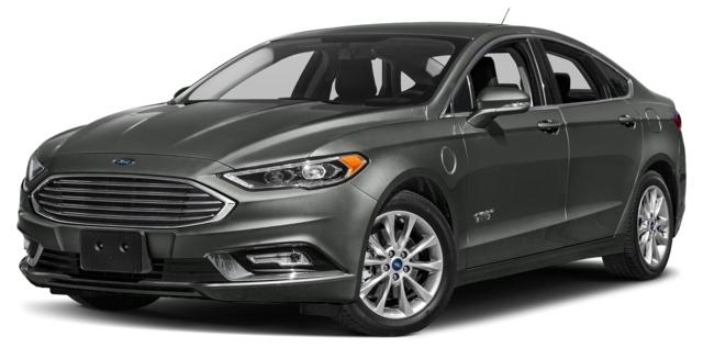 2017 Ford Fusion Energi Los Angeles, CA 3FA6P0PUXHR379847
