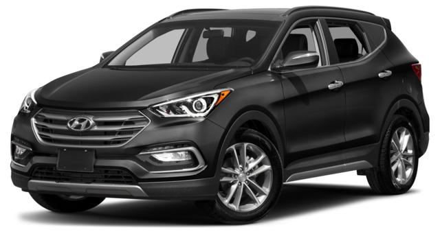 2017 Hyundai Santa Fe Sport Olive Branch, MS 5XYZW4LA2HG465595
