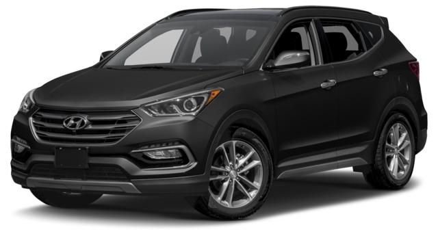2017 Hyundai Santa Fe Sport duluth, mn 5NMZWDLA2HH047222