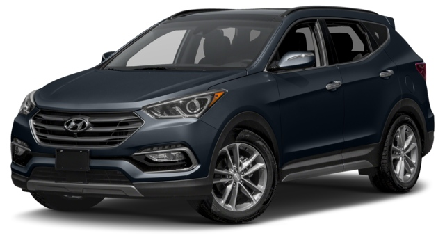 2017 Hyundai Santa Fe Sport Columbus, IN 5XYZWDLA2HG503150