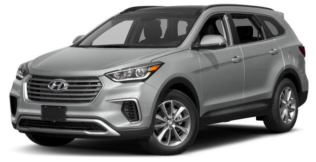 2017 Hyundai Santa Fe Columbus, IN KM8SMDHF7HU255774