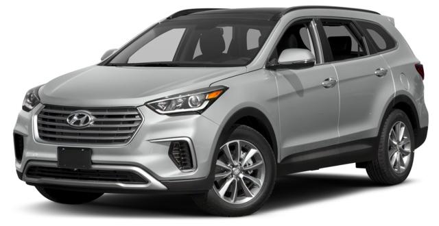 2017 Hyundai Santa Fe Olive Branch, MS KM8SM4HF5HU180976