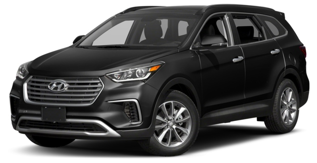 2017 Hyundai Santa Fe Decatur, IL KM8SNDHF6HU204571