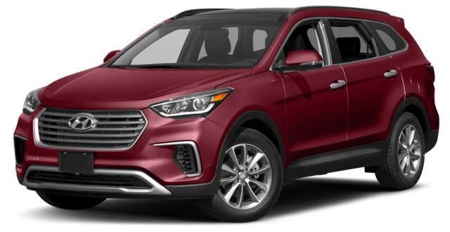2018 Hyundai Santa Fe Arlington, MA KM8SMDHF8JU274324