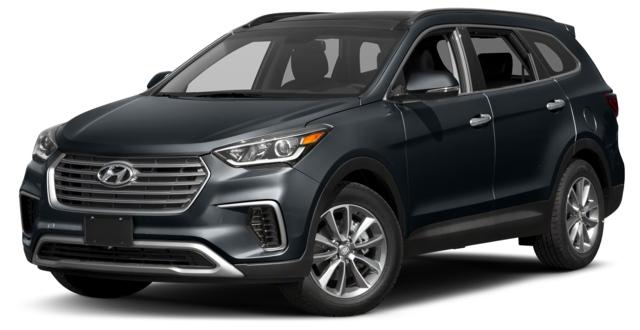 2017 Hyundai Santa Fe Olive Branch, MS KM8SM4HF3HU231973