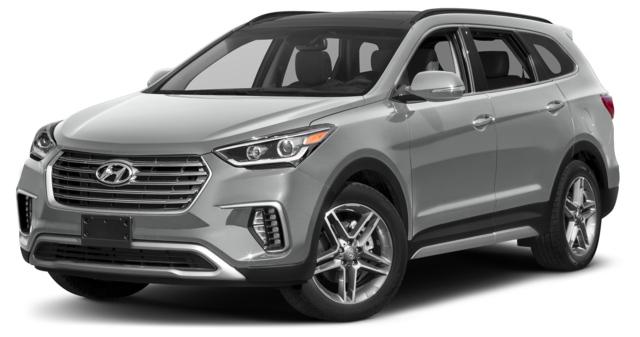 2017 Hyundai Santa Fe Olive Branch, MS KM8SR4HF3HU198572
