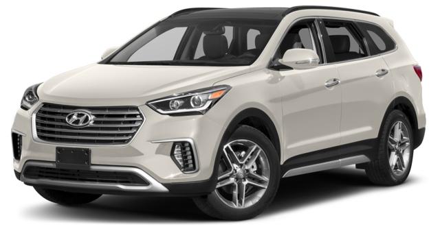 2017 Hyundai Santa Fe Olive Branch, MS KM8SR4HF2HU230105