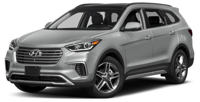 2018 Hyundai Santa Fe Arlington, MA KM8SRDHF5JU287386
