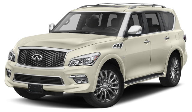 2017 Infiniti QX80 Houston, TX  JN8AZ2NE5H9155293