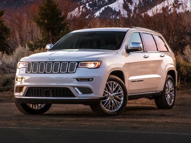 2017 Jeep Grand Cherokee Austin, TX 1C4RJEJGXHC780242