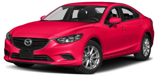2017 Mazda Mazda6 Morrow,GA JM1GL1U56H1128783