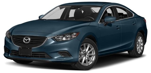 2017 Mazda Mazda6 Atlanta,GA JM1GL1U58H1103139