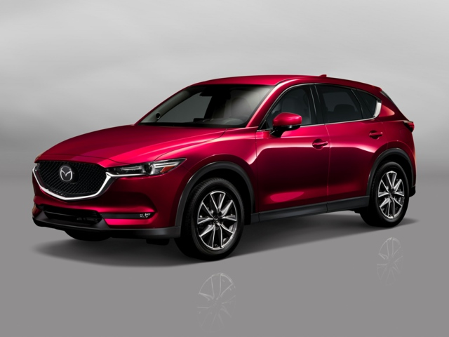 2017 Mazda CX-5 Iowa City, IA JM3KFBDL6H0148423