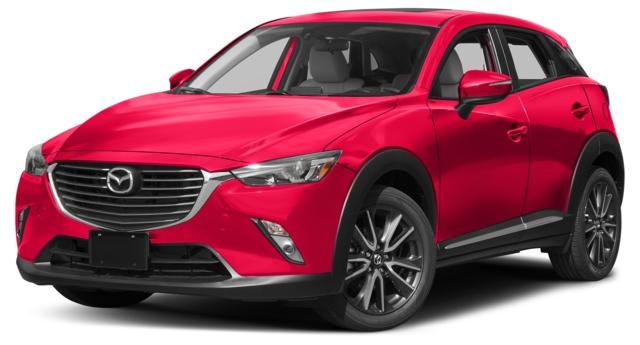 2017 Mazda CX-3 Wakefield, RI JM1DKFD79H0166924