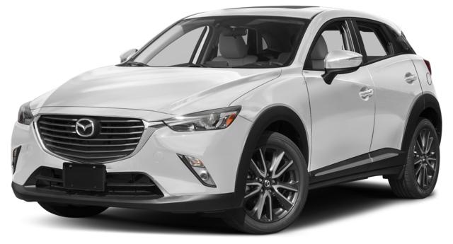 2017 Mazda CX-3 Wakefield, RI JM1DKFD79H0163120