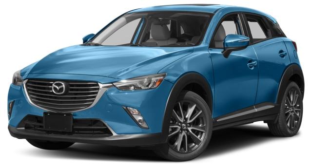 2017 Mazda CX-3 Wakefield, RI JM1DKFD73H0164358