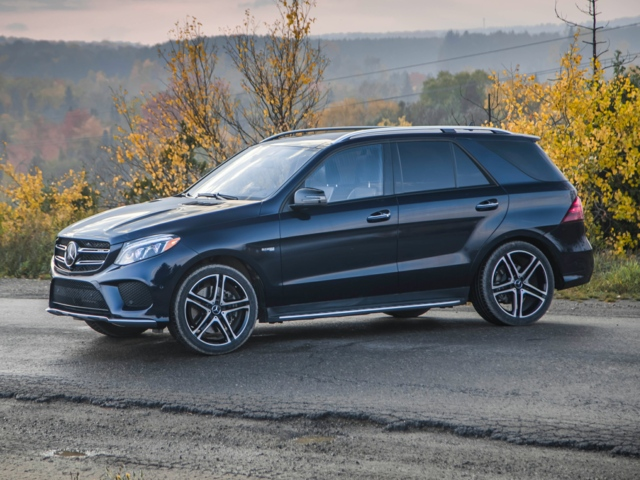 2017 Mercedes-Benz AMG GLE43 Iowa City, IA 4JGDA6EB9HA914812
