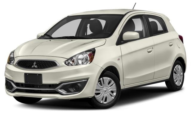2017 Mitsubishi Mirage Indianapolis, IN ML32A4HJ2HH015934
