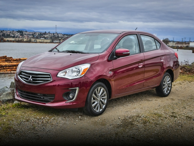 2017 Mitsubishi Mirage G4 White Bear Lake, MN ML32F3FJ9HHF12402