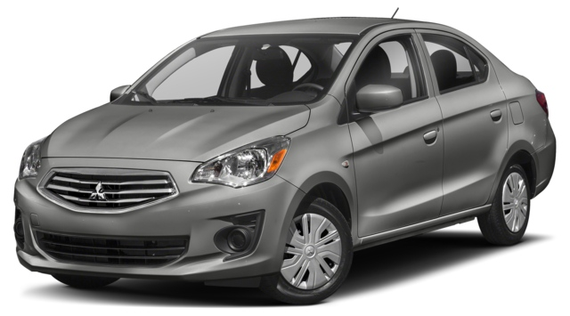 2017 Mitsubishi Mirage G4 Indianapolis, IN ML32F4FJ3HHF16175