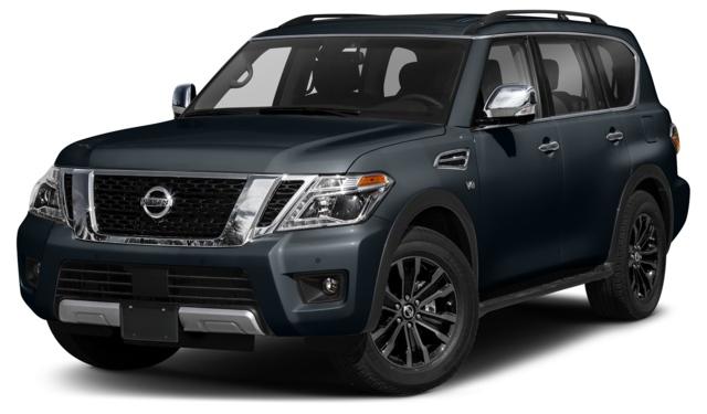 2017 Nissan Armada San Antonio, TX, JN8AY2ND5H9000088